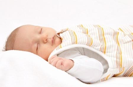 Babyschlafsack Test bei Schlafsack4you